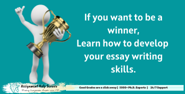 learn how to develop your essay writing skills.
