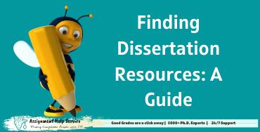 tips for research resource dissertation